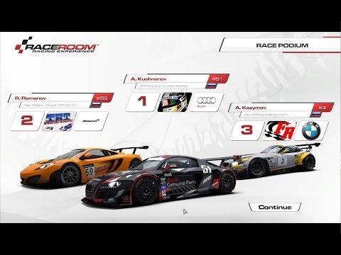 Raceroom Racing Experience. 3 этап. BMW Z4 GT3 - Hockenheim GP (22-09-2016)