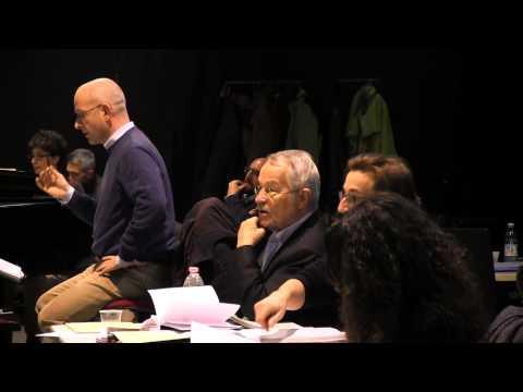Intervista a/ Interview with  Peter Stein - Aida (Teatro alla Scala)