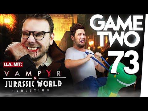 Vampyr, Jurassic World Evolution, Kolumne: Mit Achievements zum Glück | Game Two #73