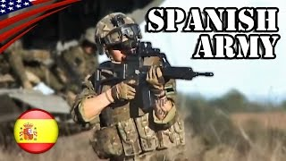 Spanish Army NATO Very High Readiness Joint Task Force (VJTF) Training - スペイン陸軍 NATO高度即応統合任務部隊の戦闘訓練