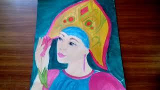 Уроки рисования | Обзор рисунков | Часть №2 | Мои рисунки из художественной школы
