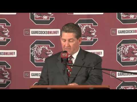 Ray Tanner - Athletics Director Introductory Press Conference