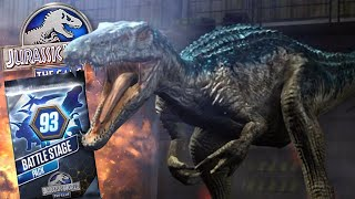 Opening All the Packs!!    Jurassic World - The Game - Ep 467 HD