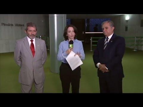 Vice-líderes discordam de pontos-chaves da pauta - 22/05/2018