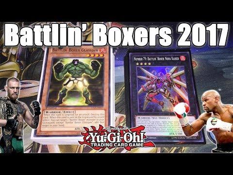*Yu-Gi-Oh! CRAZY DECK PROFILE!* Battlin' Boxers! Super Fun Budget Deck 2017! READY, FIGHT!!!