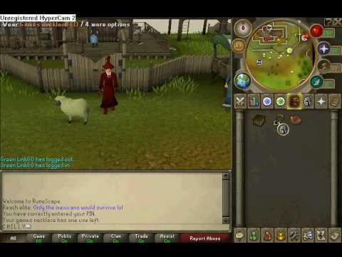 How To Get In The Fishing Guild On Runescape Without 68 Fishing