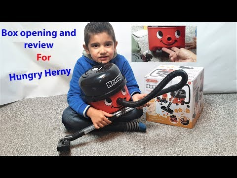 HENRY HOOVER: Review VACUUM CLEANER CASDON | Unboxing + Demonstration Henry The Hoover henry hoover