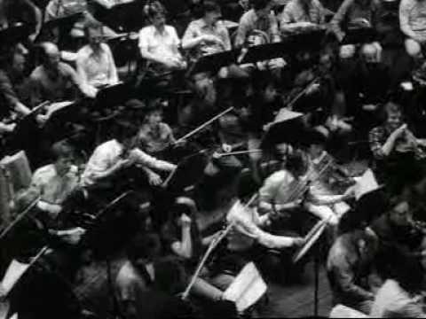 Danny Kaye gastdirigent Concertgebouworkest (1979)