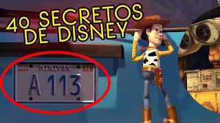 40 secretos de Disney que no sabias