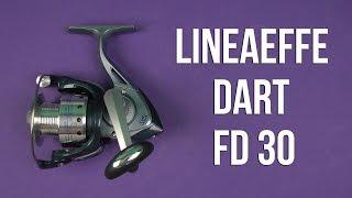 Розпакування Lineaeffe Dart FD 30