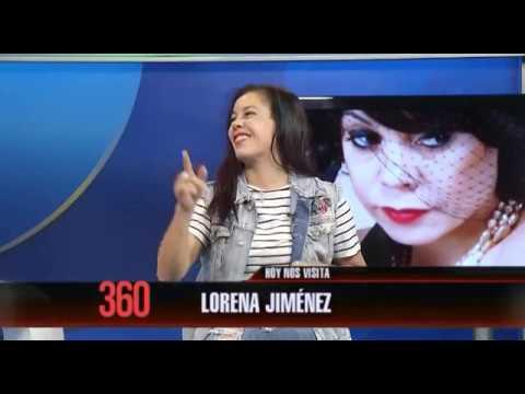 Lorena y el Carly Jiménez en #360yvosTV