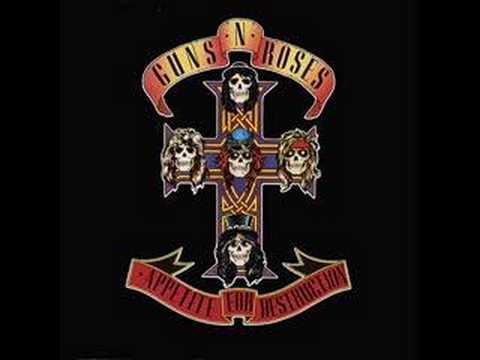 Guns N' Roses – Appetite For Destruction – Downlaod