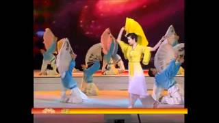 [高清]行云流水-太极拳舞蹈央视春晚2007