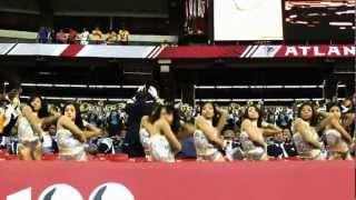 Southern University Dancing Dolls light up the Atlanta Classic.