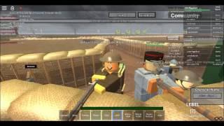 Roblox - Kriegsrollenspiel, Episode 6