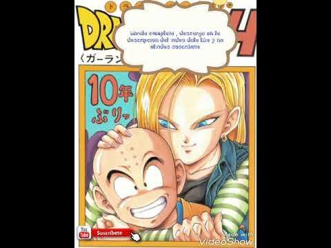 Manga hentay krillin y N°18 Download in the description