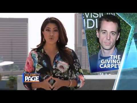 The Giving Carpet: Sean Murray Heal The Bay