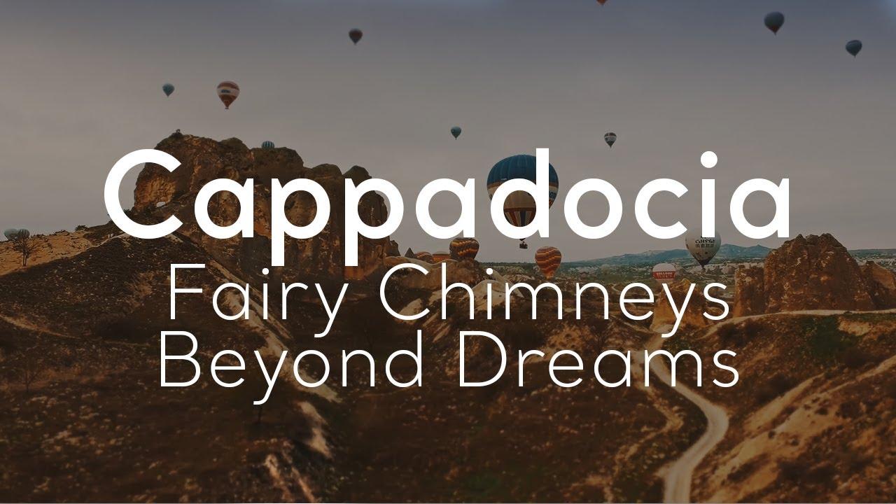 Turkey.Home - Cappadocia: Fairy Chimneys Beyond Dreams