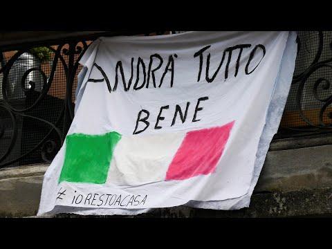 Тяжёлые времена для Италии | ГЛАВНОЕ | 20.03.20