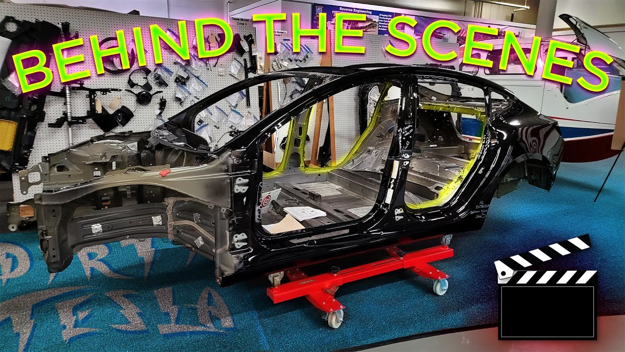 Behind the Scenes with Sandy Munro Live! | FSD Beta 9 Test Drive