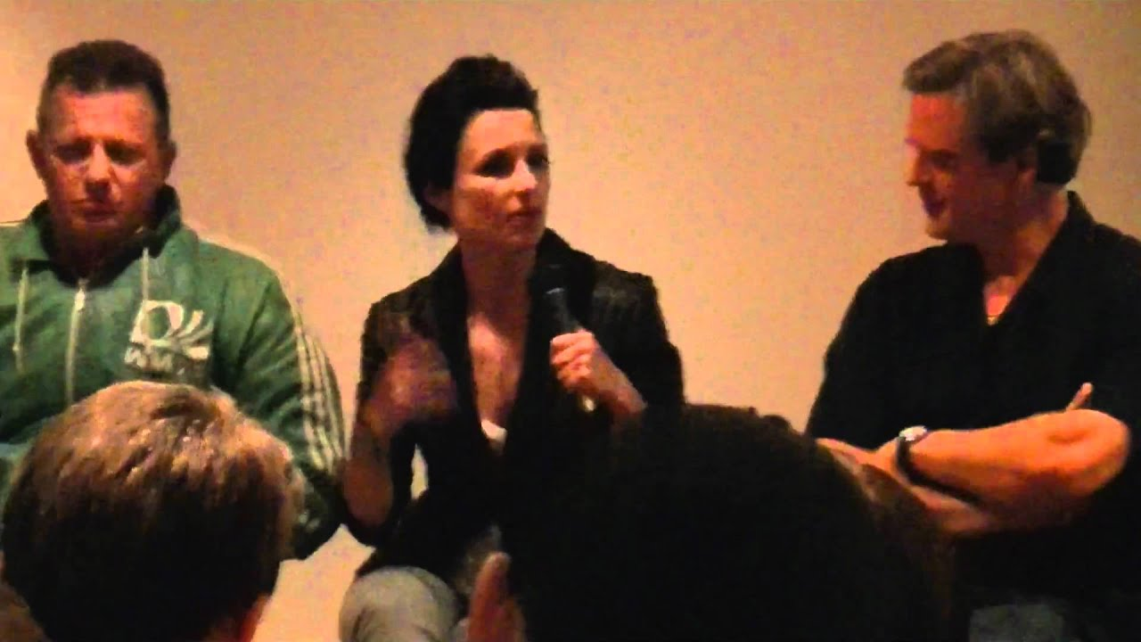 saw pre screening interview at texas frightmare weekend