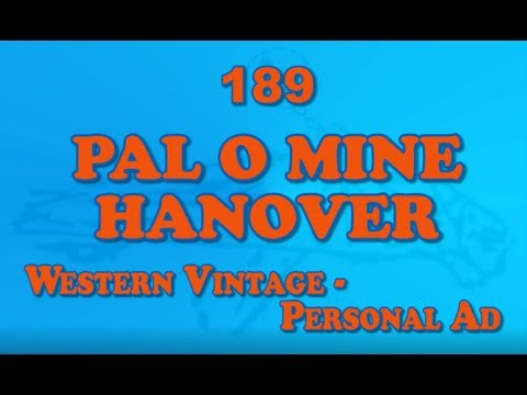 Hip #189 PAL O MINE HANOVER - 2019 Ohio