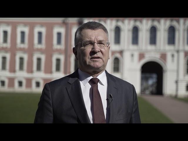 LLU studiju prorektors Aigars Laizāns