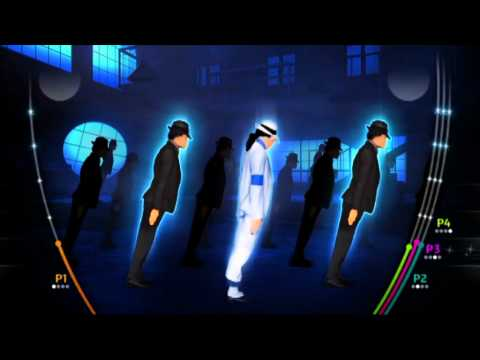 Michael Jackson The Experience WiiSmooth Criminal Gameplay North America