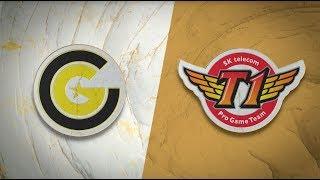 CG vs SKT - Campeonato Mundial 2019 S3D10P2 - Grupos