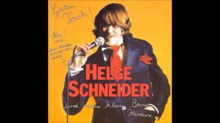 Helge Schneider - Eine Rose Ist Eine Rose Ist Eine Rose ... (1992)