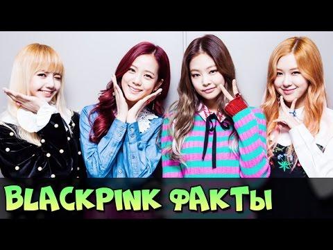 BLACKPINK ИНТЕРЕСНЫЕ ФАКТЫ, БИОГРАФИЯ ♥ K-POP ГРУППА BLACK PINK