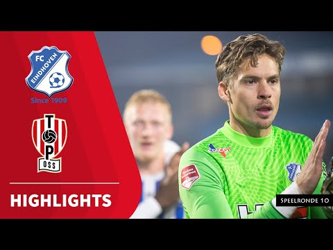 Eindhoven TOP Oss Goals And Highlights