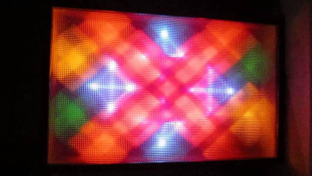 Radio Shack Color Organ Light 42 3012 YouTube