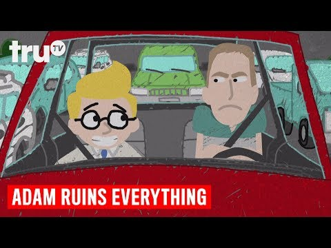 Adam Ruins Everything - Why Cul-de-sacs Are Dangerous and Harmful | truTV