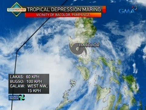 24 Oras: Weather update as of 6:50 p.m. (September 12, 2017)