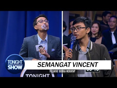 Saking Semangatnya Mouth Gate Vincent Lepas
