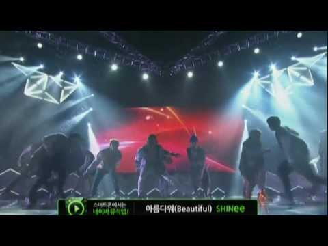 [HD] 130220 SHINee Showcase - 아름다워 (Beautiful)