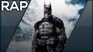 Rap de Batman - Shisui :D - Rap tributo n° 7