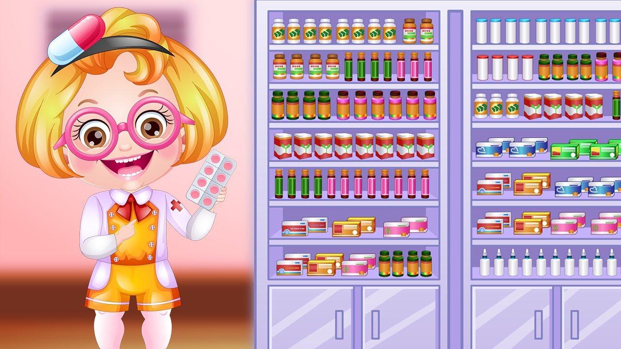 Dress Up Like A Pharmacist Baby Hazel Dress Up Games To