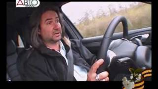 Porsche Cayenne 2010 тест ч.2
