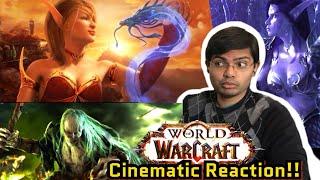 World of Warcraft Classic & Burning Crusade Trailer Reaction!!