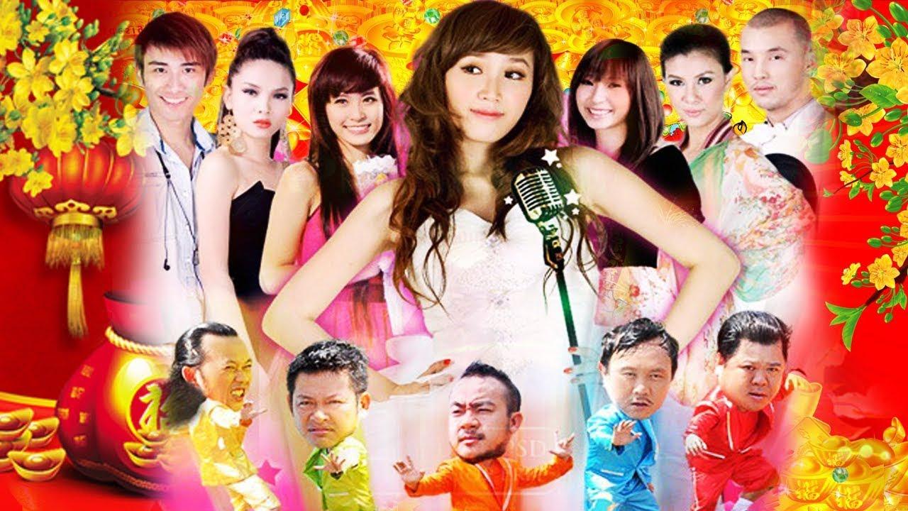 Công Chúa Teen Và Ngũ Hổ Tướng Full HD | Phim hài Hoài Linh, Chí Tài, Tấn Beo