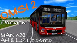 OMSI 2 Ahlheim Laurenzbach Updated   Linie SB05   Preview ☆ Let's Play OMSI 2   #666