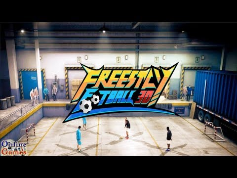 Freestyle Football 3d Android Gameplay HD