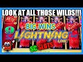 Casino Video Slot Machine Bonus Big Wins Lightning Link SC Slots mp3