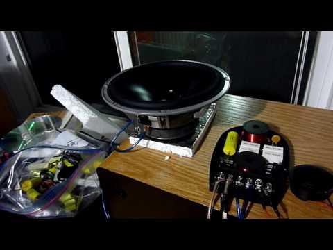 JL Audio C2 650 vs C5 650 components