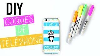 D Y Coque de Téléphone Facile  KAWA   français 3
