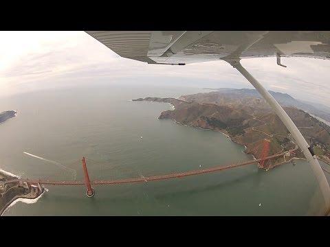 San Francisco Bay Tour from Palo Alto (KPAO)