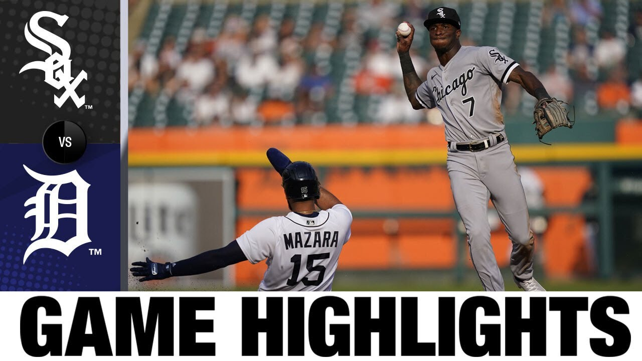 Download White Sox vs. Tigers Game Highlights (6/12/21) | MLB Highlights