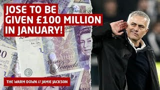Jose Mourinho WILL Get £100m+ In January Transfer Window! | Man Utd Transfer News